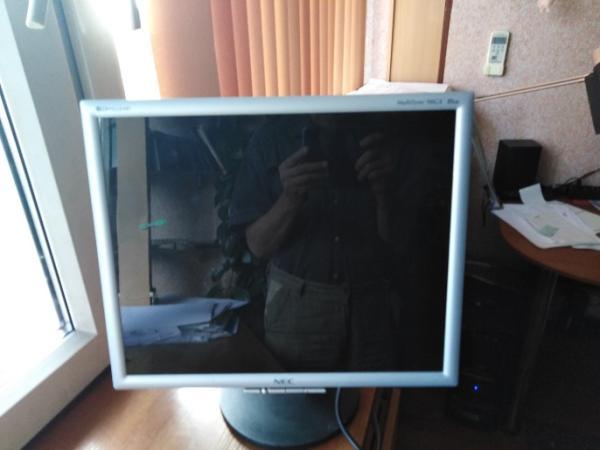 Монитор NEC 90GX2 Pro-BK б.у. в отличном состоянии