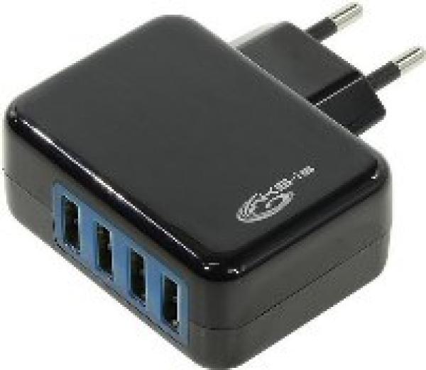 Блок питания для Raspberry PI3 (USB-зарядка) KS-is Forji KS-288