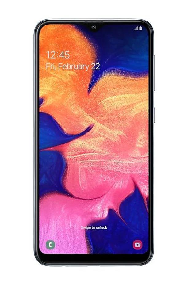 Смартфон 2*sim Samsung Galaxy A10 (SM-A105FZKGSER)
